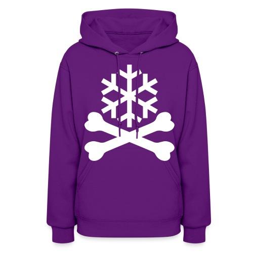 Snowstorm Sweatshirt - Women's Hoodie