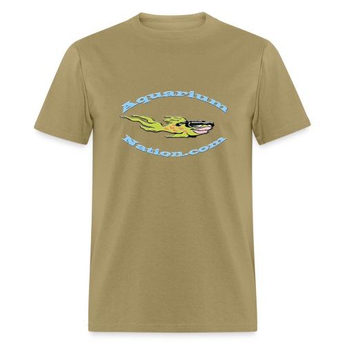 Slick and AquariiumNation.com - Men's T-Shirt