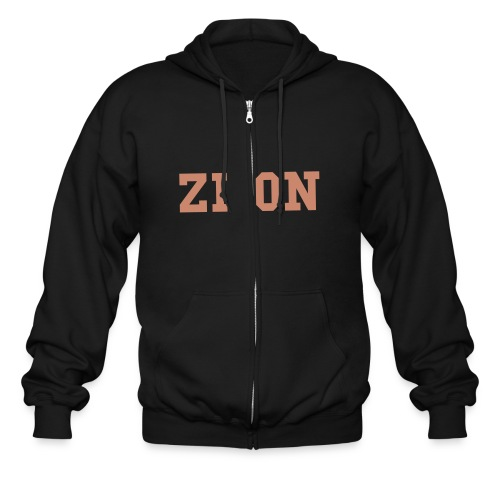 iChrist.net Clothing - Men's Zip Hoodie