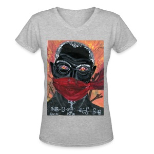 Petro - Women's V-Neck T-Shirt