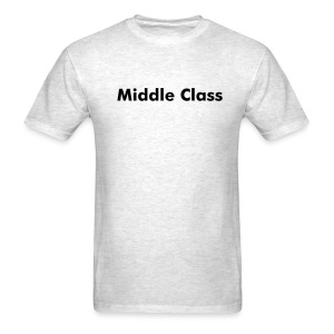 Middle-Class 'Grey Area' Tee - Men's T-Shirt
