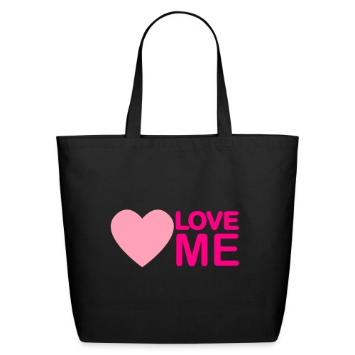 ECO FRIENDLY BAG- LOVE ME - Eco-Friendly Cotton Tote