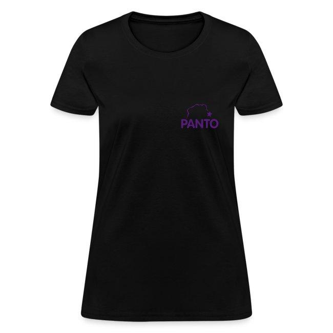 Panto Balls Shirt Womens