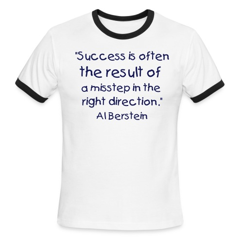 Success - Men's Ringer T-Shirt
