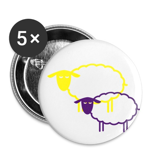 sheep - Small Buttons