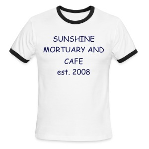 Sunshine Mort and Cafe - Men's Ringer T-Shirt