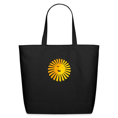 Sun Tote Bag - Eco-Friendly Cotton Tote