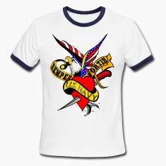 Eagle Navy T-Shirts