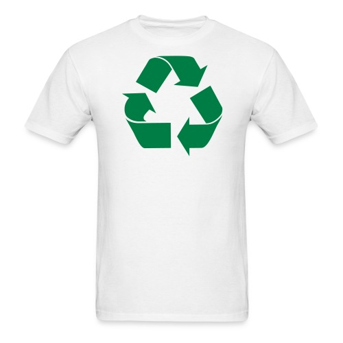 Recycler - Men's T-Shirt