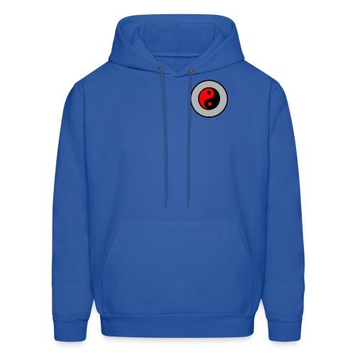 Men's Royal Blue Taichi Logo Hoodie - Men's Hoodie