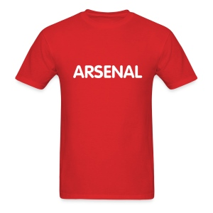 Arsenal Jersey Tee - Men's T-Shirt