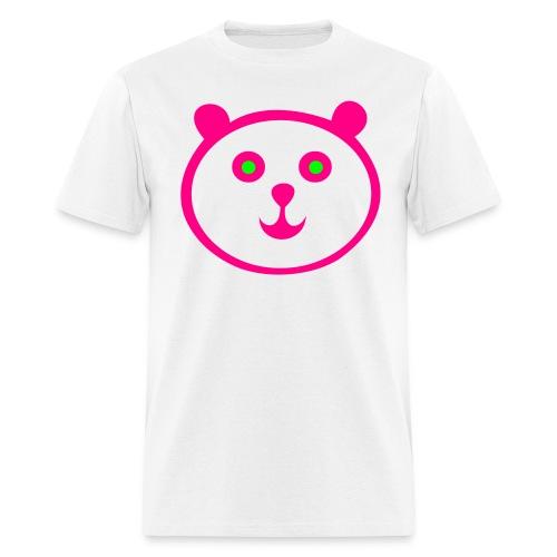 Mens Panda T-Shirt. - Men's T-Shirt