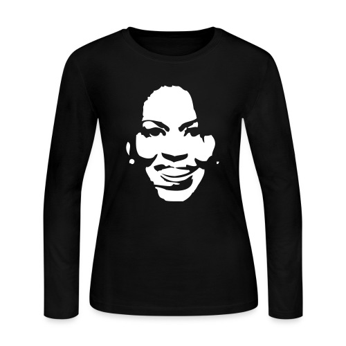 Michelle Long Sleeve - Women's Long Sleeve Jersey T-Shirt