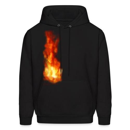 Fire - Men's Hoodie
