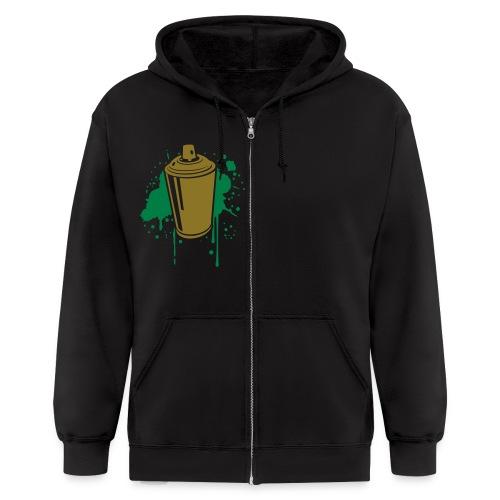 hoodelements hood jacket - Men's Zip Hoodie