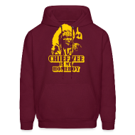 Hoodies ~ Men's Hoodie ~ Chief Zee is my Homeboy