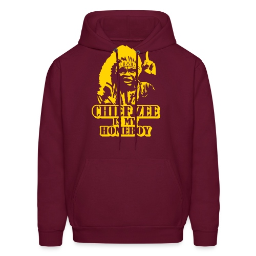 Chief Zee is my Homeboy - Men's Hoodie