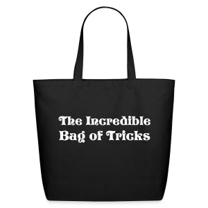 Incredible Bag of Tricks - Eco-Friendly Cotton Tote