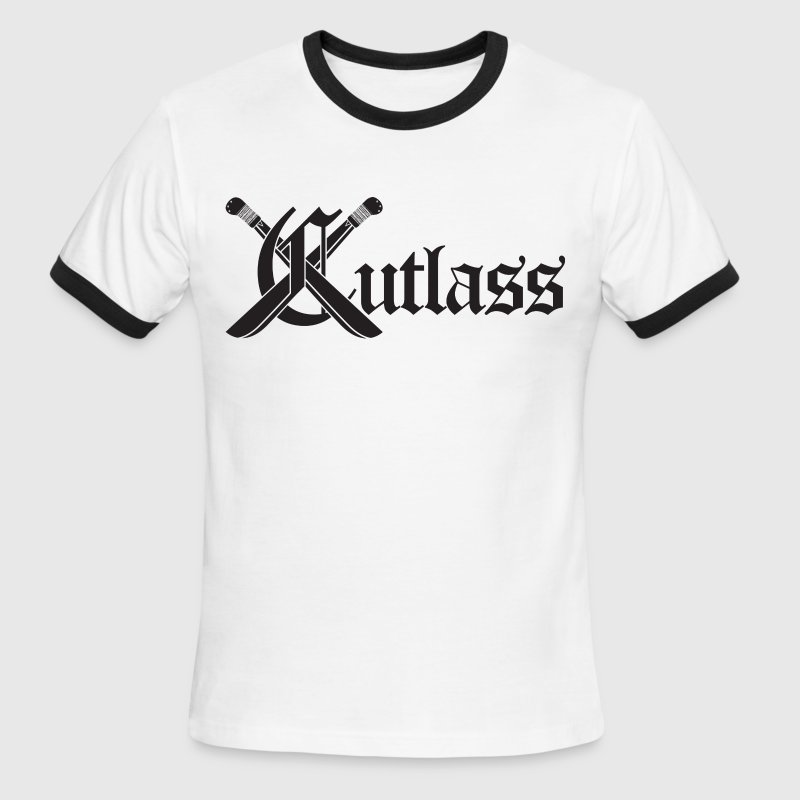 Cutlass Brand - Men's Ringer T-Shirt