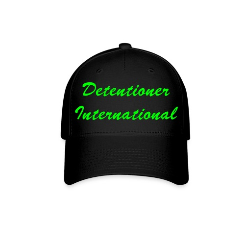 Detentioner International Logo Baseball Cap - Baseball Cap