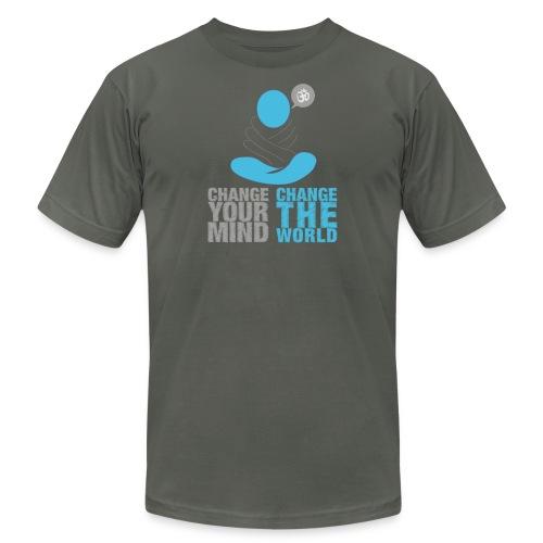 OM - Men's Fine Jersey T-Shirt