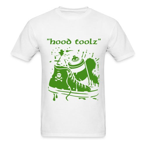 hood toolz tee - Men's T-Shirt