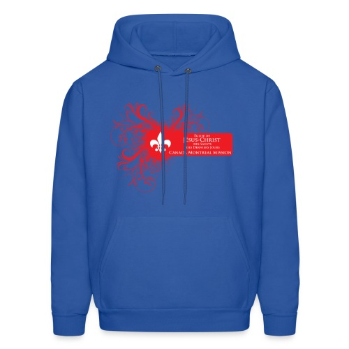 Canada Montreal Mission - Men's Hoodie