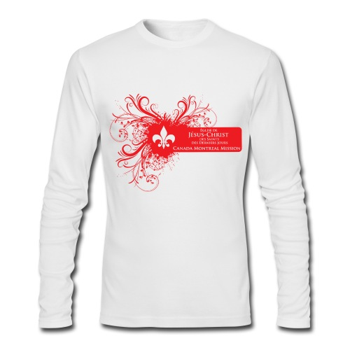 Canada Montreal Mission - Men's Long Sleeve T-Shirt by Next Level