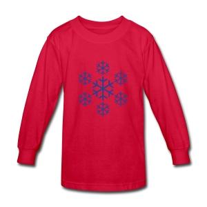 T-shirt Manches Longues Enfant - T-shirt manches longues pour enfants