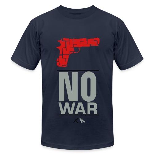 No War - Men's Fine Jersey T-Shirt
