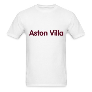 Aston Villa Jersey Tee - Men's T-Shirt