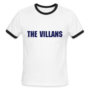 The Villans Ringer Tee - Men's Ringer T-Shirt
