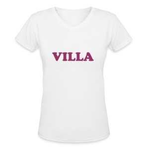 Villa Tee (W) - Women's V-Neck T-Shirt