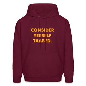 teenage angst, anyone? - Men's Hoodie
