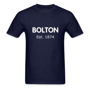 Bolton 1877 Tee - Men's T-Shirt