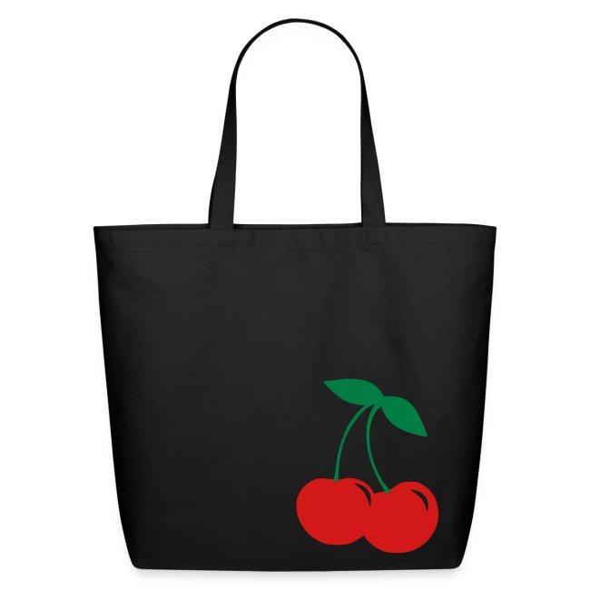 Cherry Eco Friendly Tote Bag