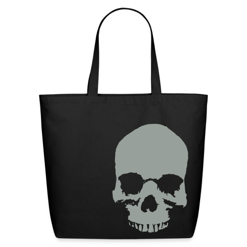 Skull Tote - Eco-Friendly Cotton Tote