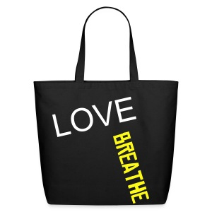 breathe - Eco-Friendly Cotton Tote