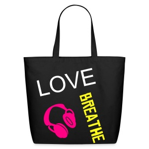 love it - Eco-Friendly Cotton Tote
