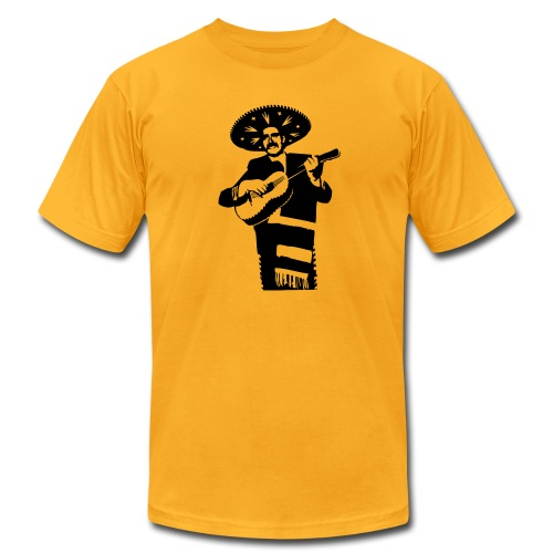 El Mariachi - Men's Fine Jersey T-Shirt