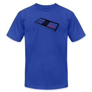 Old School Gaming - Men's T-Shirt by American Apparel