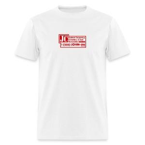 JC Salvation & Restoration - Men's T-Shirt