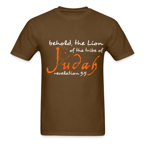 Lion of Judah - Men's - Men's T-Shirt