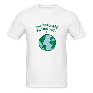 Earth Men's - Men's T-Shirt