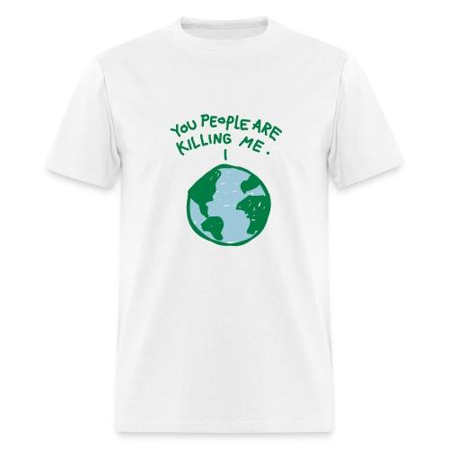 Earth Men's - Men's T-Shirt