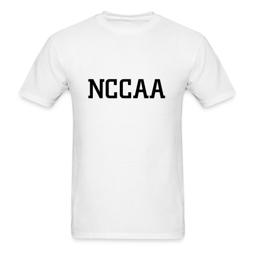 NCCAA - Men's T-Shirt