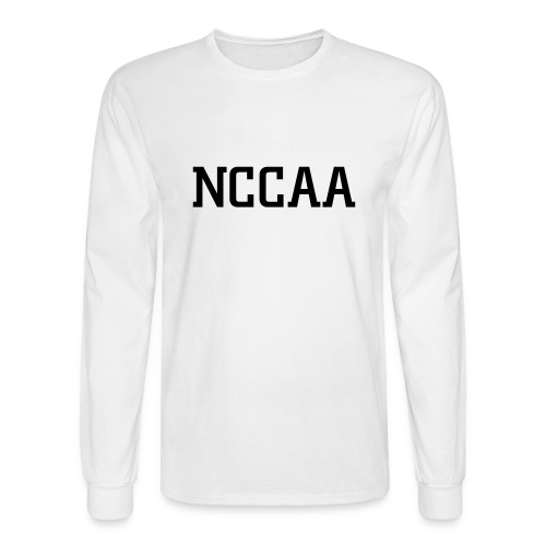 NCCAA - Men's Long Sleeve T-Shirt
