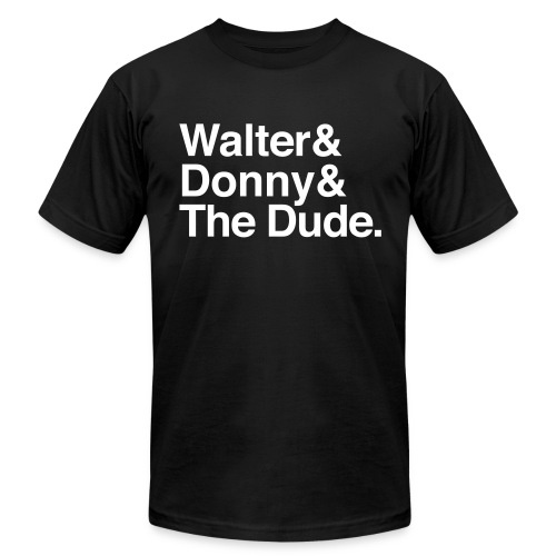 The Big Lebowski - Men's Fine Jersey T-Shirt