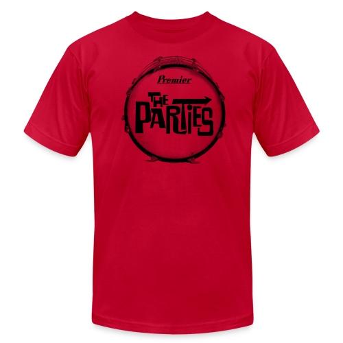 Roll Your Own AA Mens T Drum Logo - Men's Fine Jersey T-Shirt