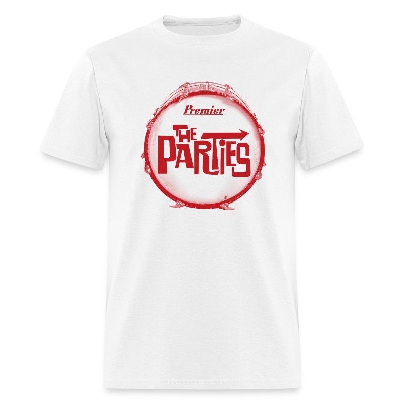 Adult size econo T Drum Logo - Men's T-Shirt